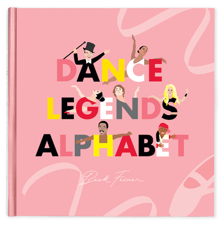 Dance Legend Alphabet Book