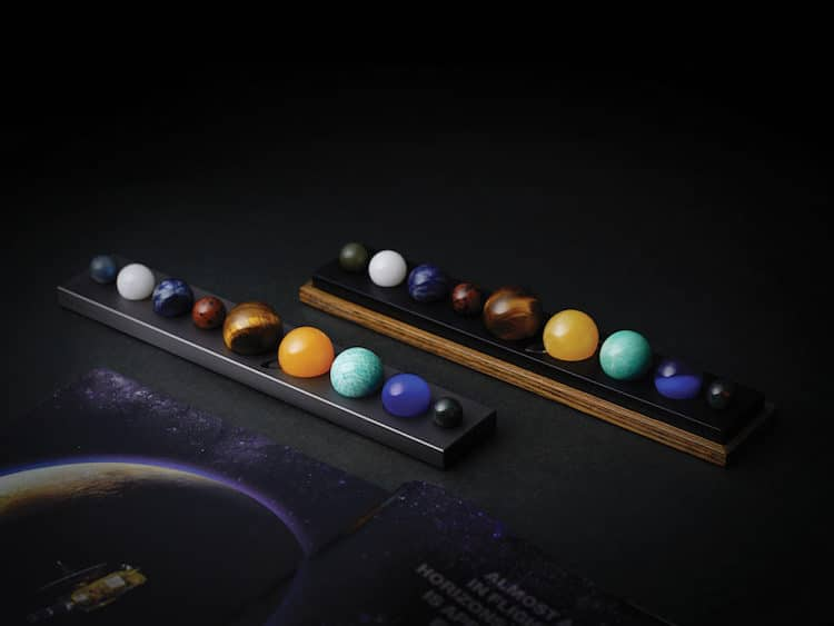 Deskspace Solar System Series Desk Accessory