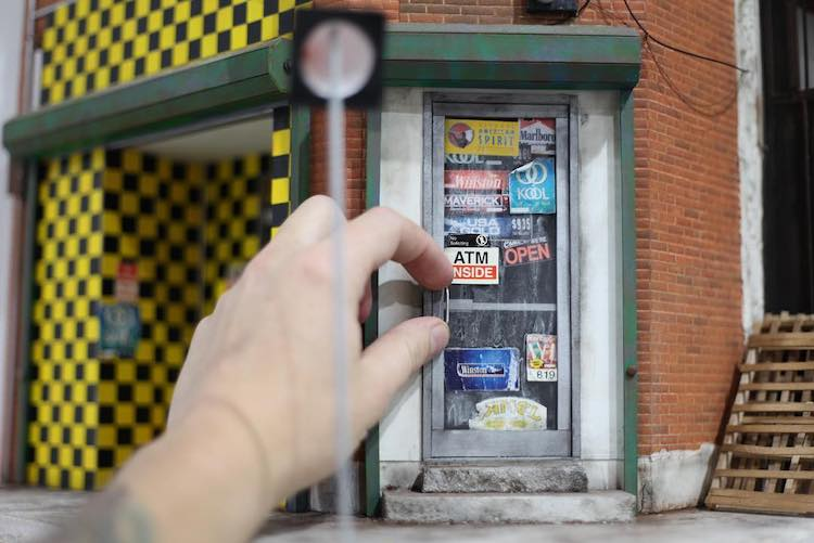 Urban Miniatures by Drew Leshko