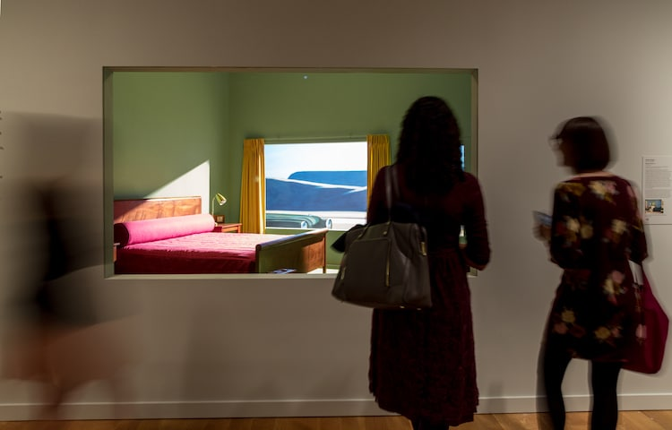Edward Hopper and the American Hotel Exhibition