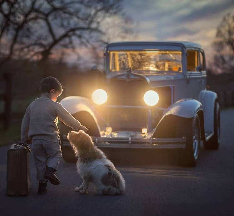 Portrait Photography by Elena Shumilova