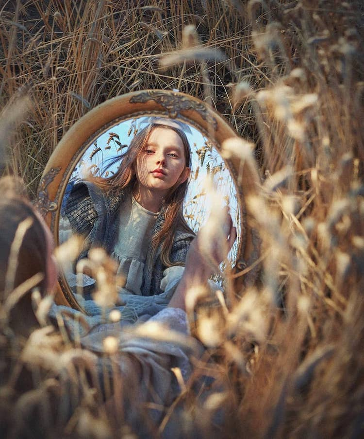 Dreamy Portraits by Elena Shumilova