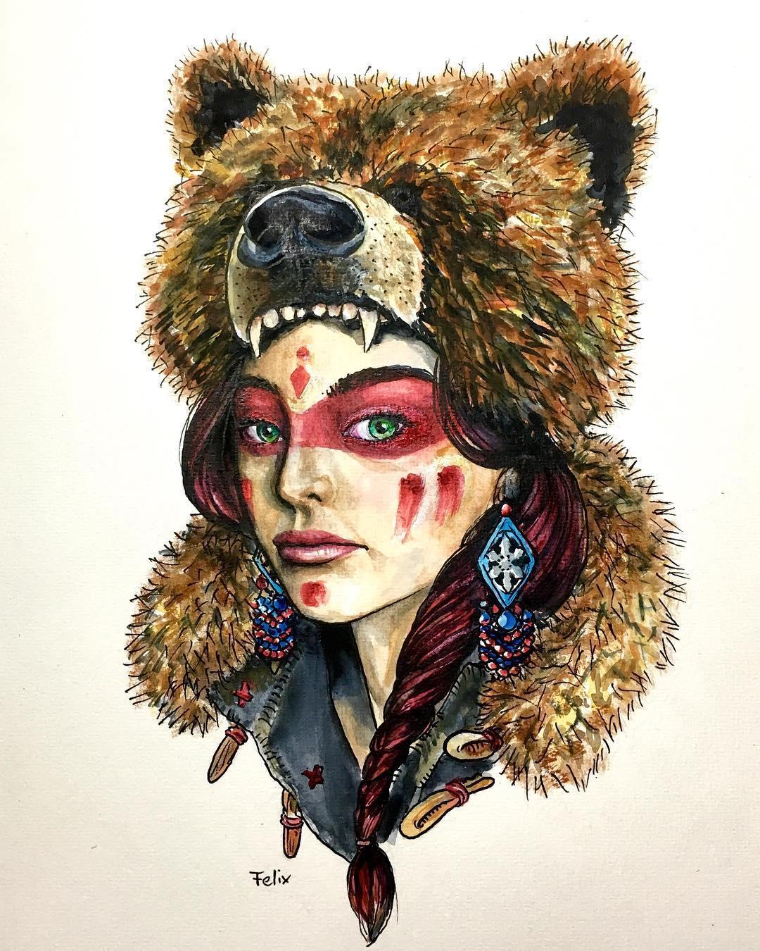 Fantasy Art by Felix Schäfer