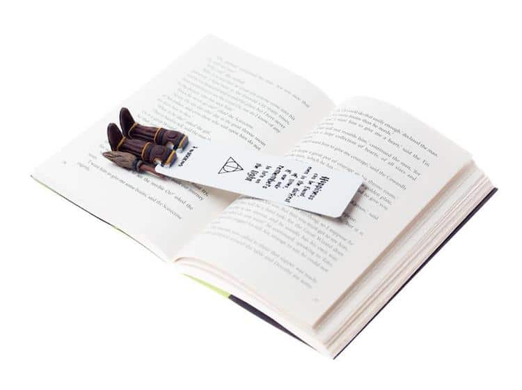 Wizard Bookmark by MyBOOKmark