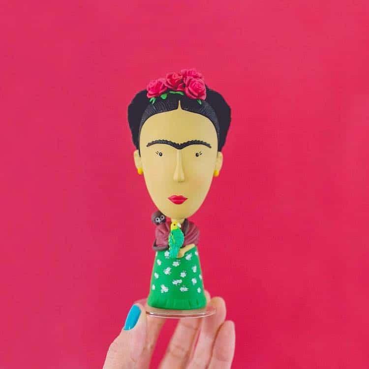 figura de Frida Kahlo