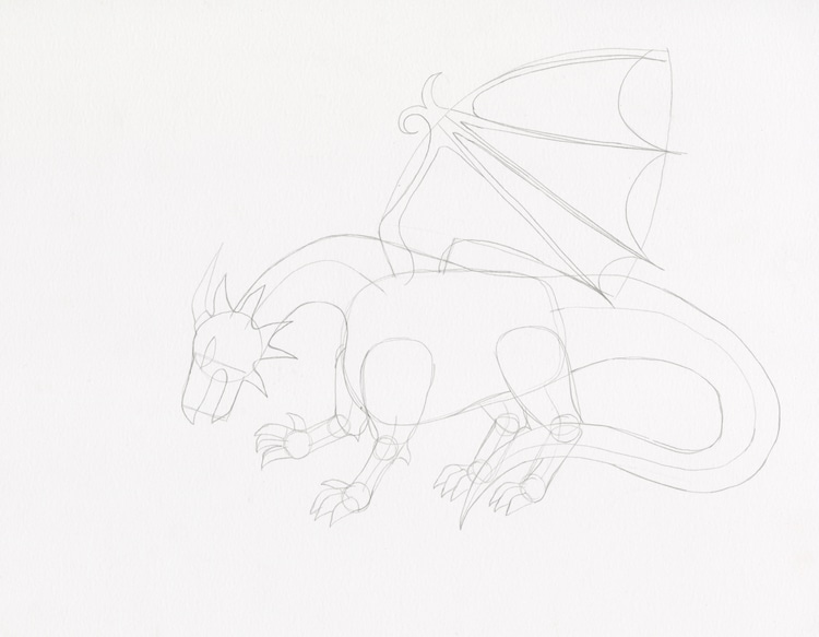 How to Draw a Dragon 4