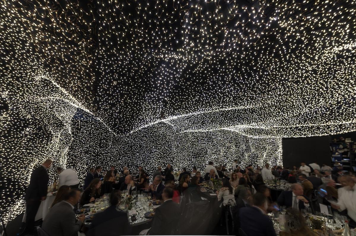 Restaurante Interstellar en la Ciudad de México