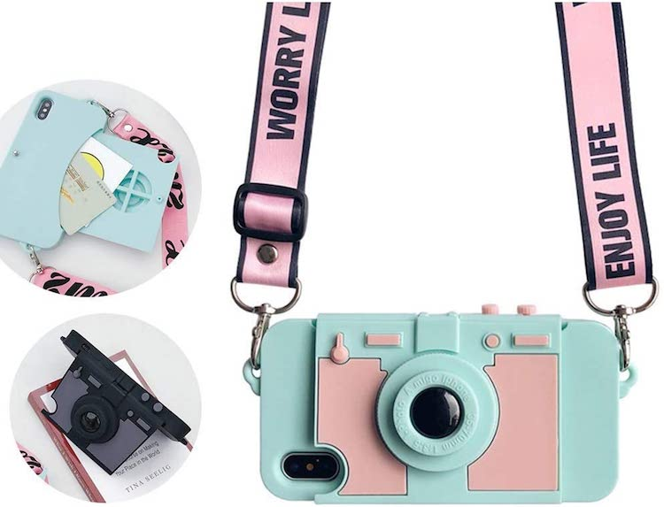 Iphone Camera Wallet