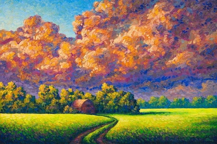 Joe Reimer impresionismo contemporaneo