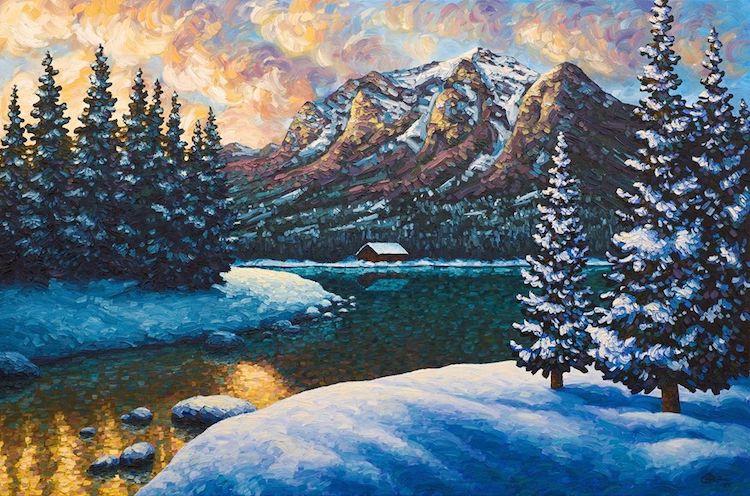 Joe Reimer paisajes de canada