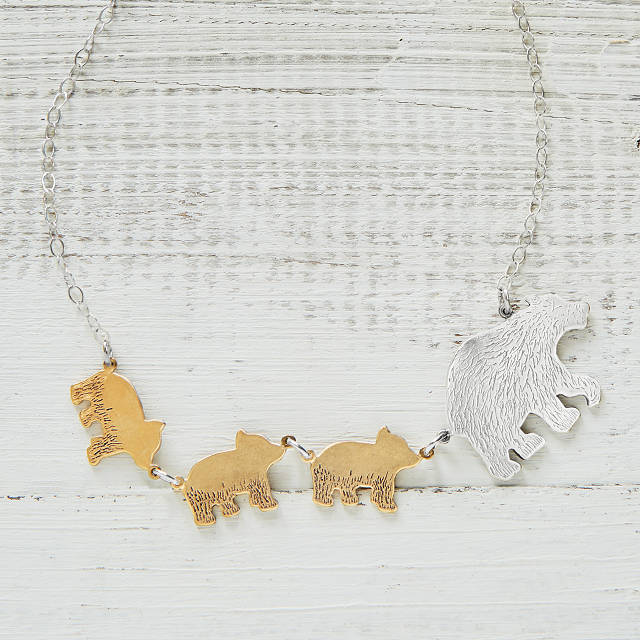 Necklace Celebrating Motherhood