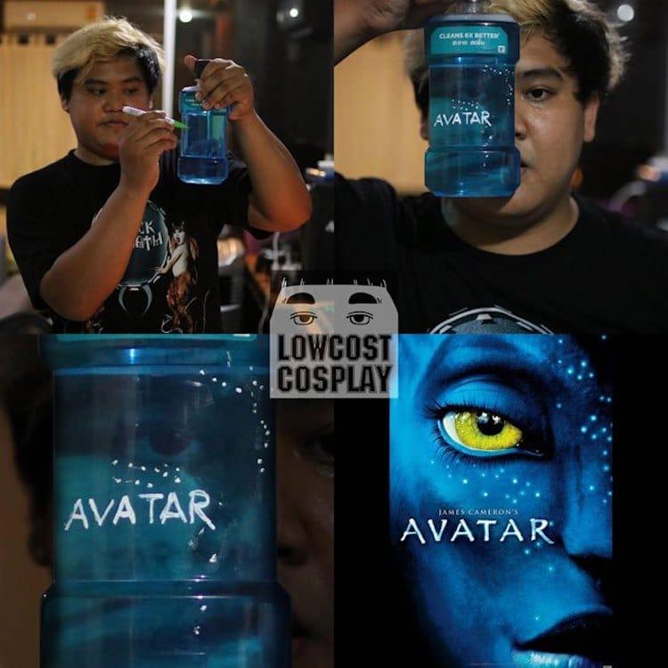 Avatar Cosplay