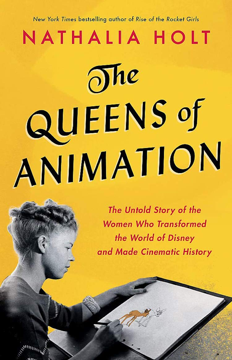 Queens of Animation Book
