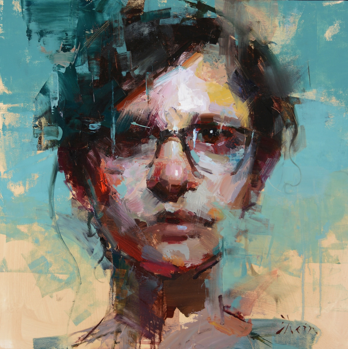 Oil Painitngs by Jacob Dhein