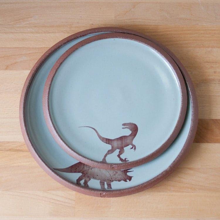 Quirky Dinosaur Dinnerware Set