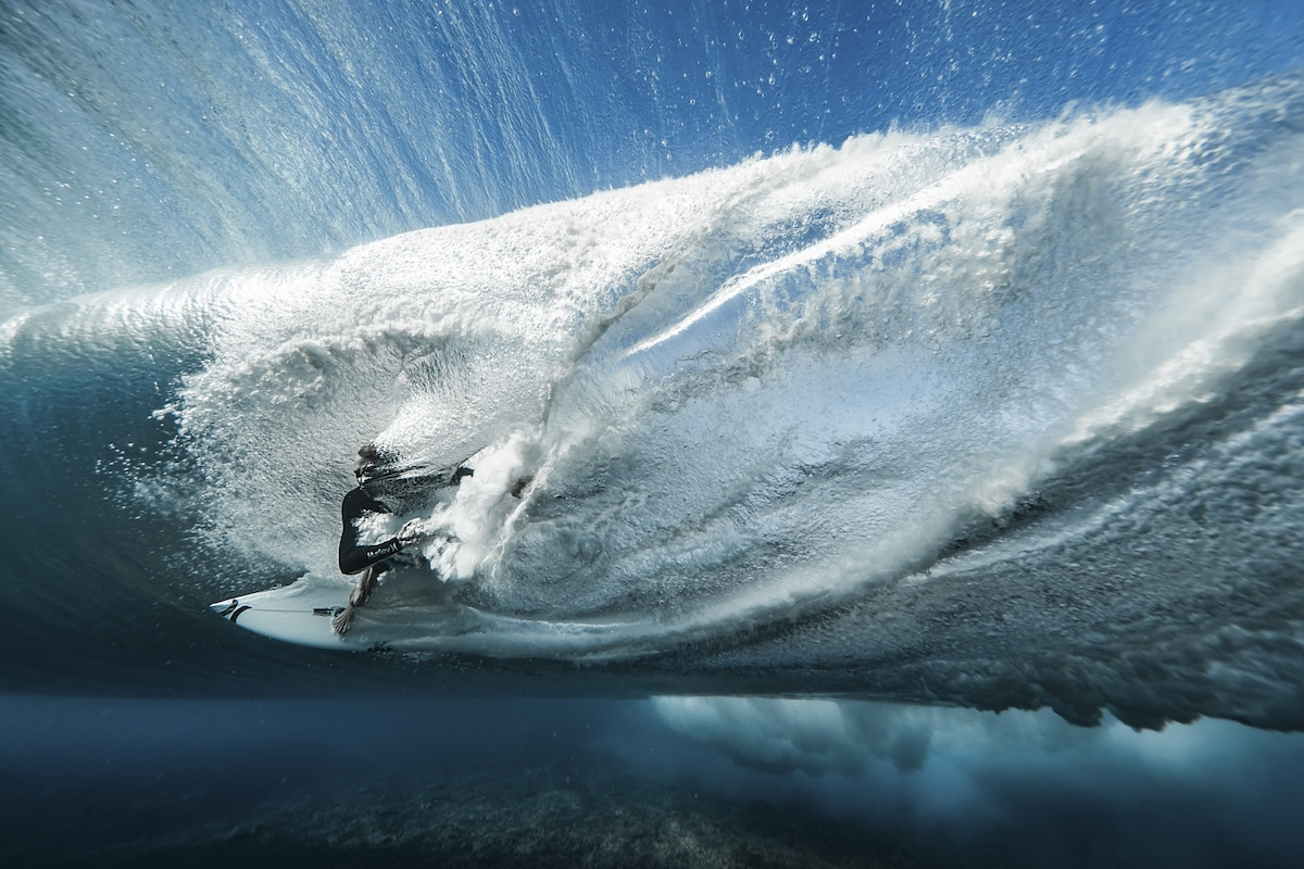 Surfing Photography by Ben Thouard
