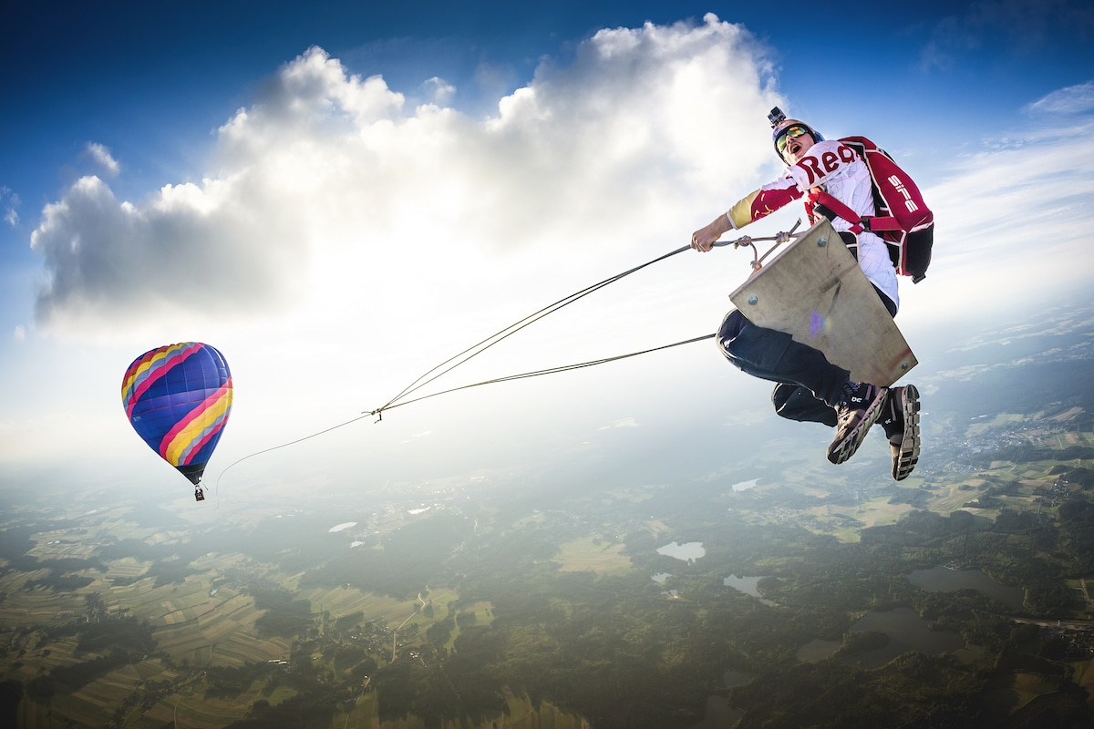 Red Bull Illume Action Photography
