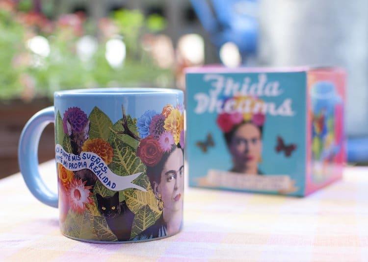 taza de Frida Kahlo