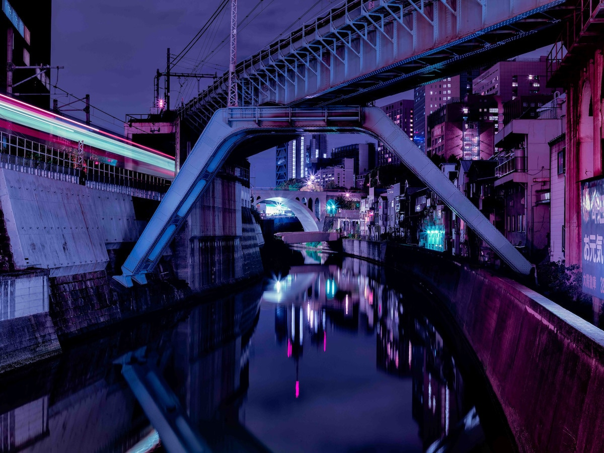 Japan Night Photography by Stefano Gardel