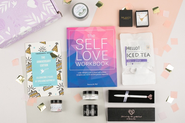 Self Care Therapy Box