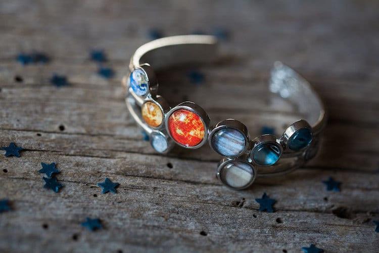 Solar System Jewelry