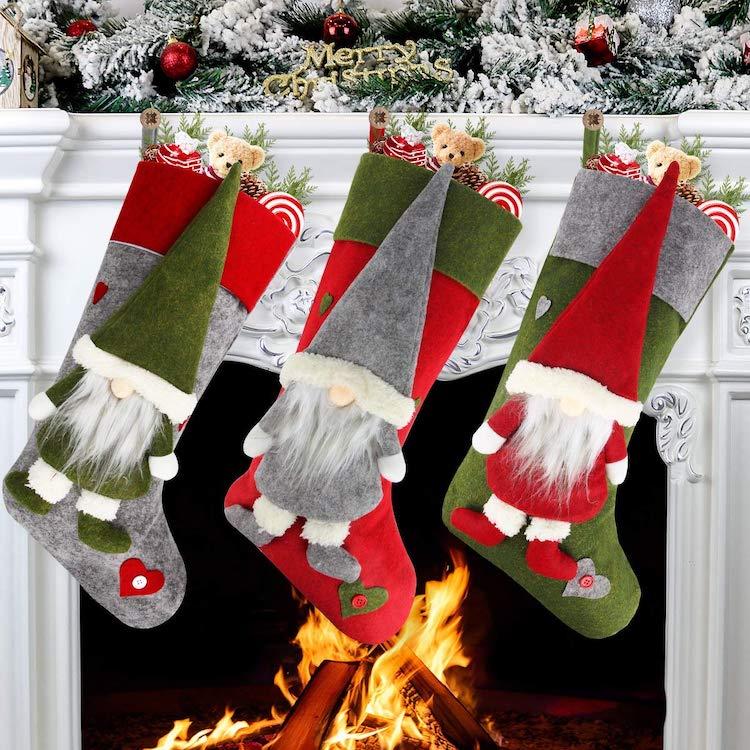 Botas navideñas originales