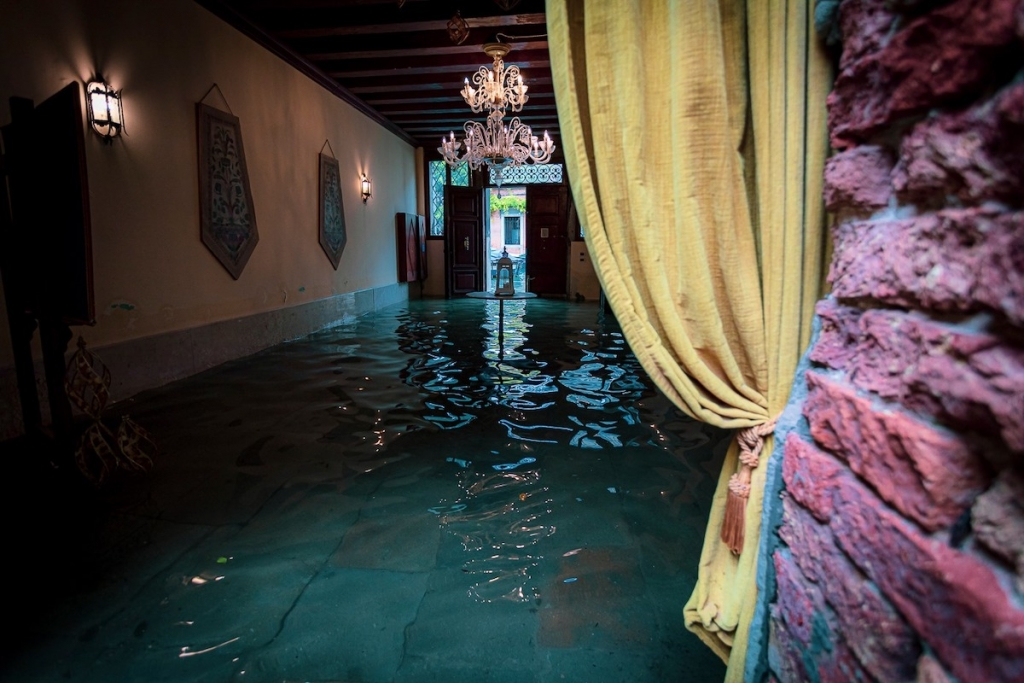 HIgh Water in Venice November 2019