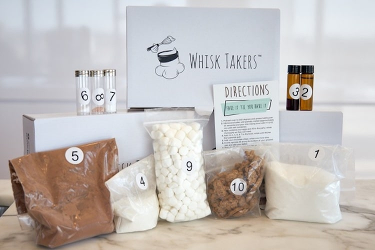 Gourmet Baking Kit by Whisk Takers