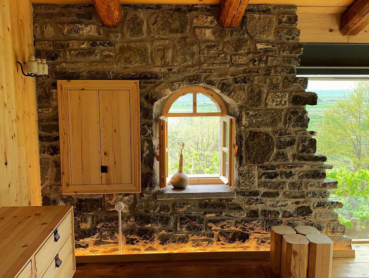 Stone Farmhouse Conversion