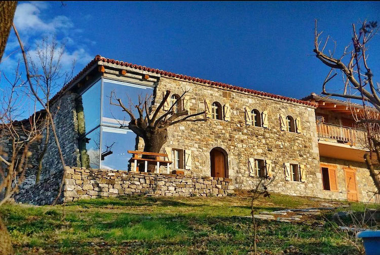 Modern Farmhouse Conversion in Albania