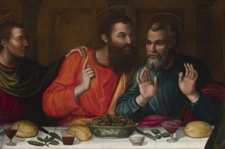 Last Supper by Plautilla Nelli