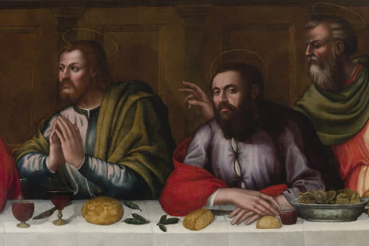 Last Supper by Plautilla Nelli