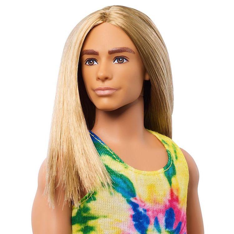 Línea diversa de Barbie Fashionistas