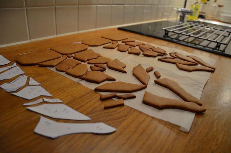 Gingerbread as an Art Medium
