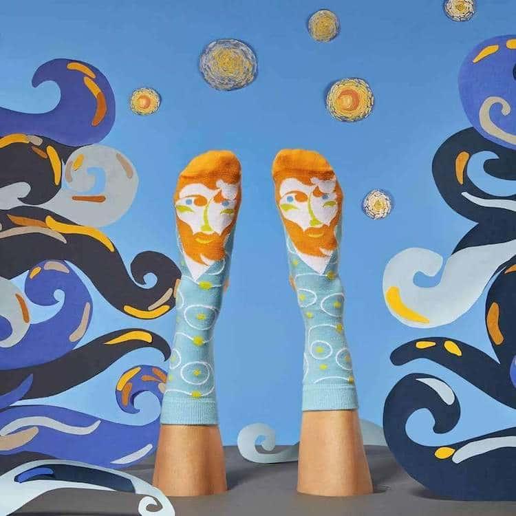 Chattyfeet calcetines divertidos