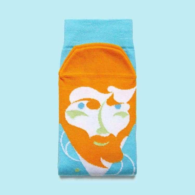 Chattyfeet calcetines de Van Gogh