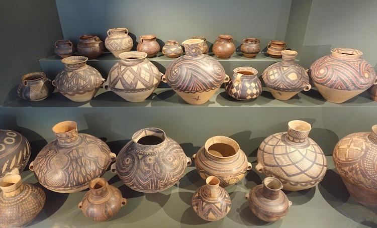 Historia del arte chino