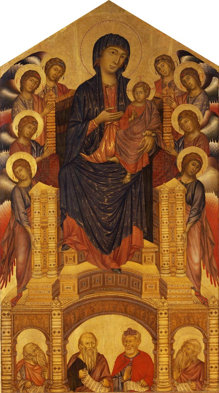 Pintura de Cimabue
