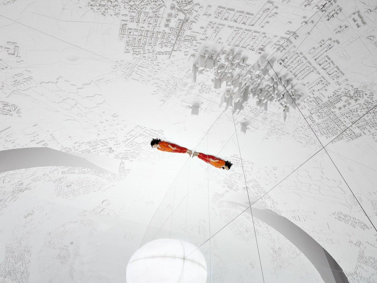 Immersive Art Installation by Es Devlin