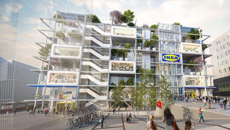 Innovative IKEA in Austria