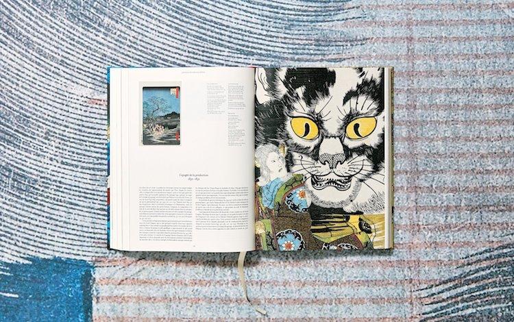 libro de estampa japonesa Taschen