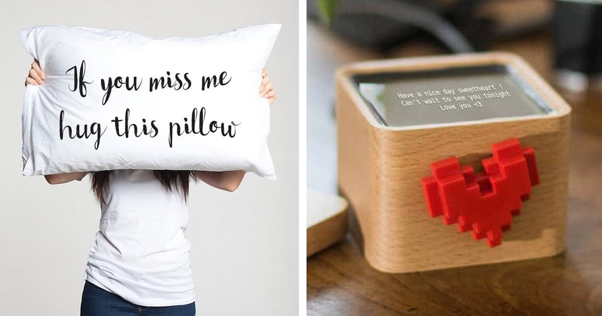 20 Romantic Long Distance Relationship Gifts Keep Your Love Close