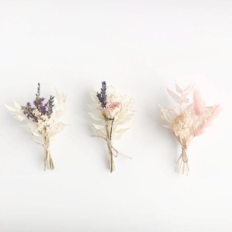 Mini Preserved Flower Bouquet