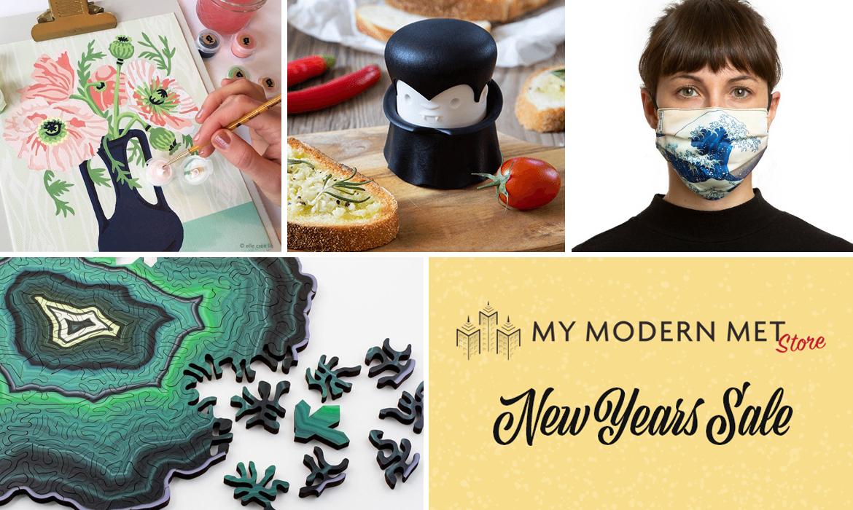 New Years Sale My Modern Met Store