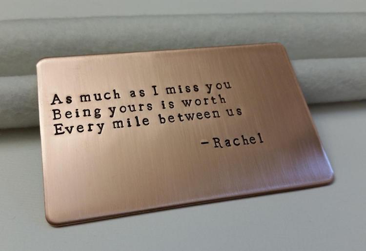 regalos personalizados para relación a distancia