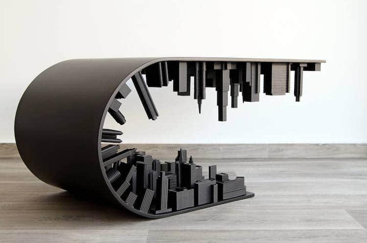 muebles impresion 3d