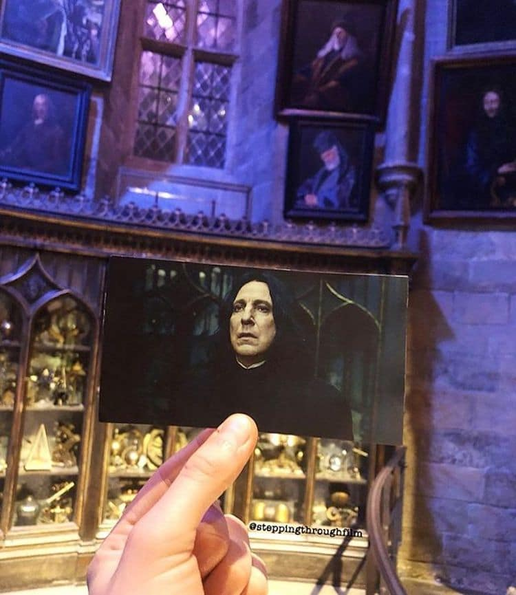 Harry Potter Filming Locations