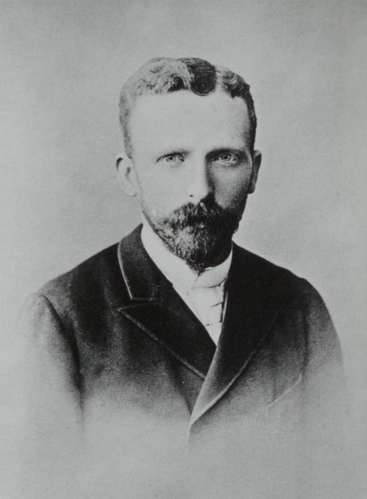 Foto de Theo van Gogh