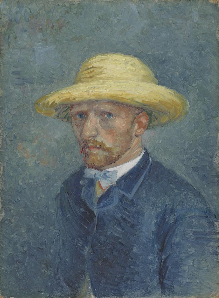 Retrato de Theo van Gogh
