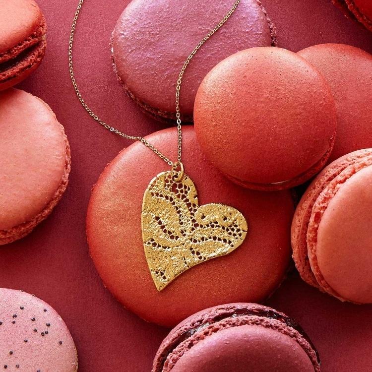 Modern Heart Jewelry